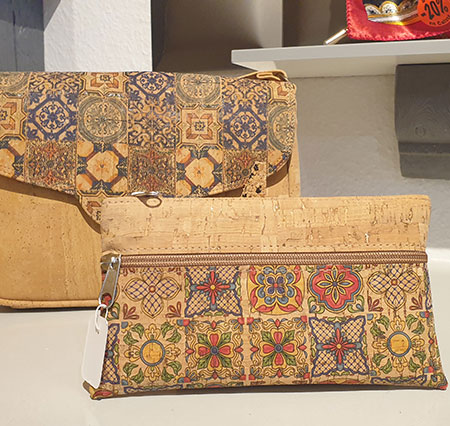 Maroquinerie en liège à Fourmies