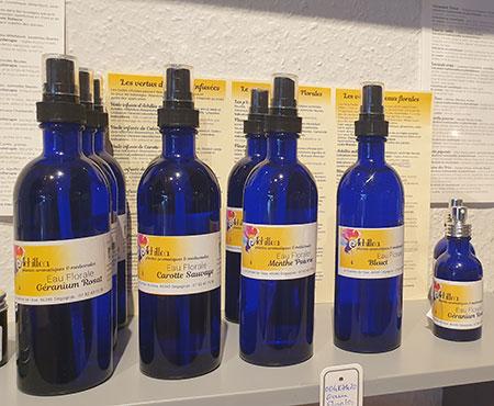 Eaux florales et huiles essentielles à Fourmies