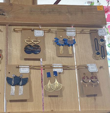 Vente de bijoux de créateurs à Fourmies